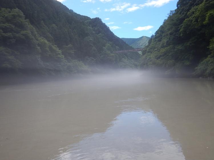 白丸湖カヤック体験明日から再開します