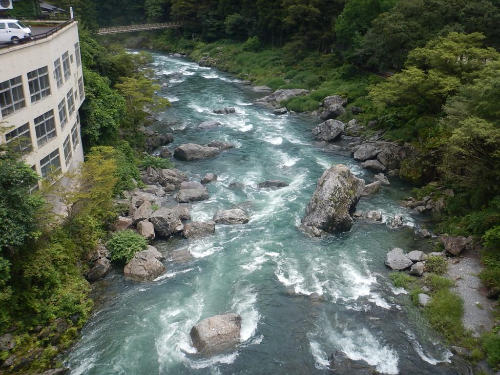 多摩川(御岳)の水位情報2019/7/17