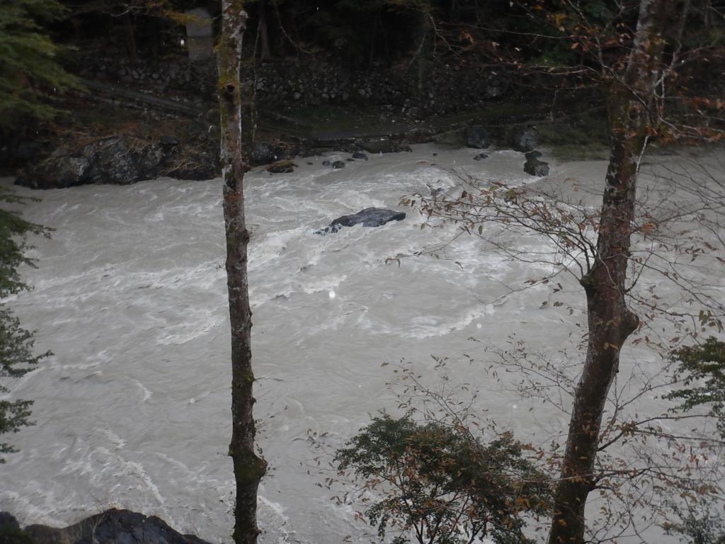 台風19号による多摩川増水情報(10/14更新)