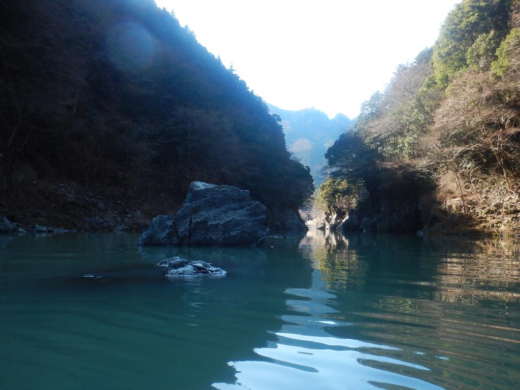 白丸湖ロング漕③